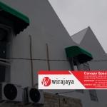 Jual Canopy Kain Tangerang Siap Pasang