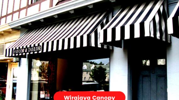 Harga Kanopi Minimalis Dengan Aneka Pilihan atap Canopy terbaik